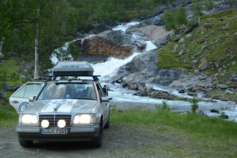 Team AFK - Der Panzer im Hinterland Norwegens